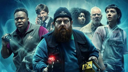 Truth Seekers Trailer & Release Date for Simon Pegg & Nick Frost's Supernatural Comedy Series