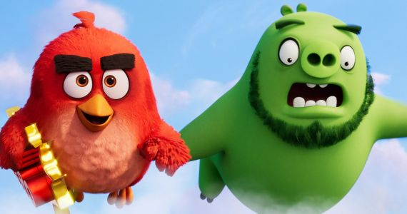 The Angry Birds Movie 2 Final Trailer Has Birds and Pigs Uniting to Save the World