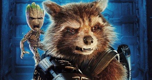 Rocket and Groot TV Show Planned for Disney+ Streaming Service?A