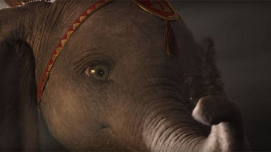 'Dumbo': You'll Believe an Elephant Can Fly in First Trailer for Disney's Live-Action Remake