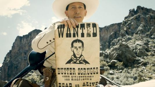 THE BALLAD OF BUSTER SCRUGGS Review: Sketches Of The Old West
