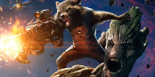 The Size Difference Between Rocket and Groot in Avengers: Infinity War
