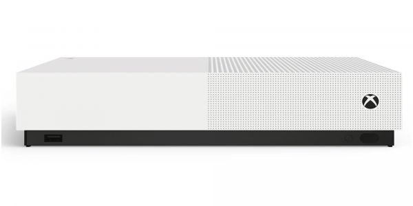 Xbox One S All-Digital's Design Is A Little Strange