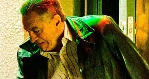 Scorsese's Irishman Poster Has Robert De Niro Out for
