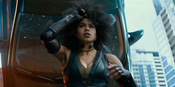 Zazie Beetz Wants To Explore Domino's Origins & Relationship With Cable