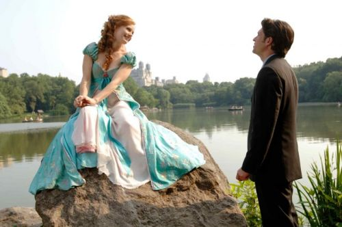 Enchanted Sequel Disenchanted Script is Nearly Finished