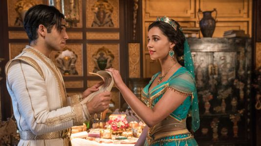 'Aladdin': A CGI World, Neither Whole Nor New