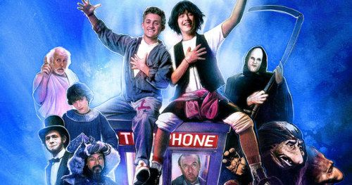 Bill and Ted 3 Begins Shooting in Early 2019Alex Winter and