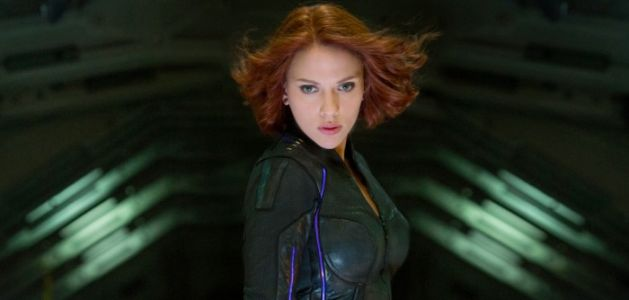 'Black Widow' Set Photos Reveal a Mysterious Armored Character