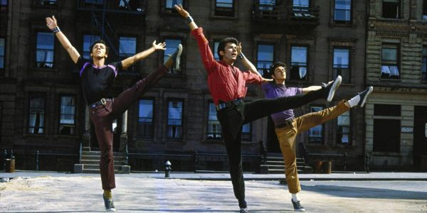 Spielberg's West Side Story Starts Filming; First Look Image Revealed