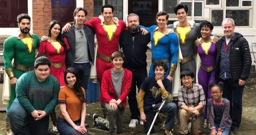 Shazam! Director Shares Behind-The-Scenes Secrets, Photos and