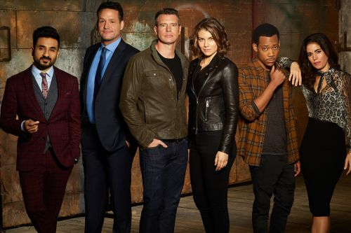 'Whiskey Cavalier': Everything You Need To Know About ABC's New Spy Thriller