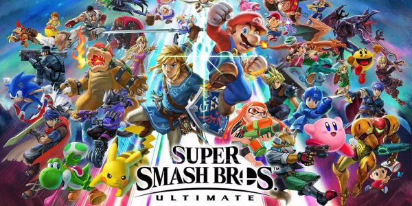 Proof That Super Smash Bros. Ultimate Graphics Are Vastly Improved