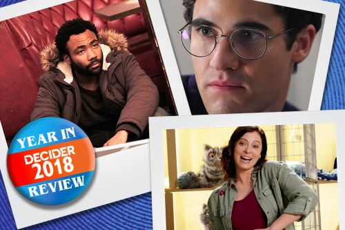 TV's Best Musical Moments of 2018