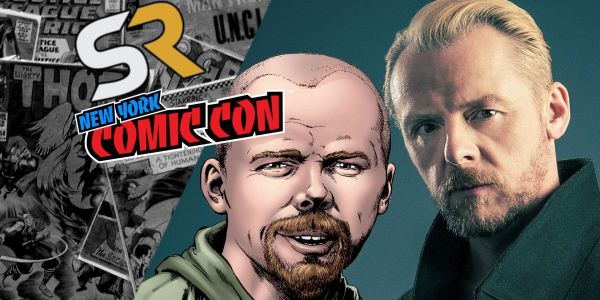 Amazon's The Boys TV Show Casts Simon Pegg As Hughie's Dad