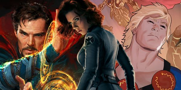 Mystery MCU Phase 4 Movie Eyeing Mid-2019 Filming Start