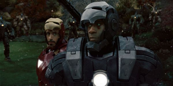 Marvel Considered A War Machine Movie Says Black Panther Writer