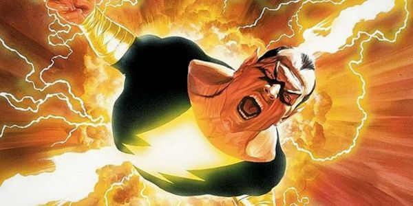 Black Adam: Shazam's Arch-Nemesis Comic Origin & Powers Explained