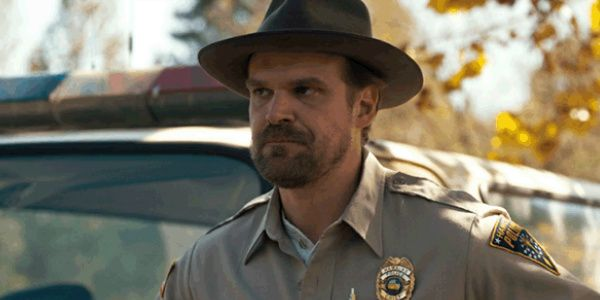 Stranger Things May Give Hopper Some Romance In Season 3