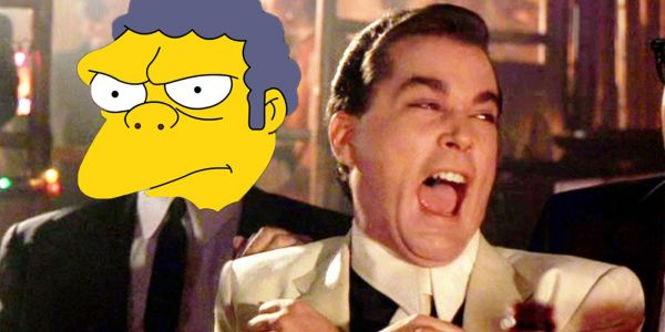 The Simpsons: Goodfellas' Ray Liotta Cast as Moe's Dad