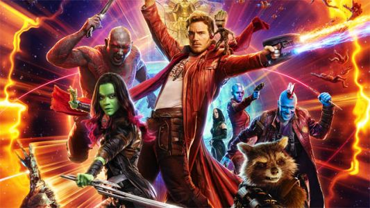 Disney Previews the New Guardians of the Galaxy Roller Coaster