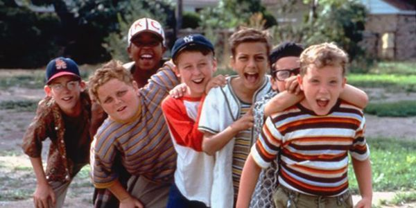 The Sandlot Kids All Snuck Into Basic Instinct After Filming