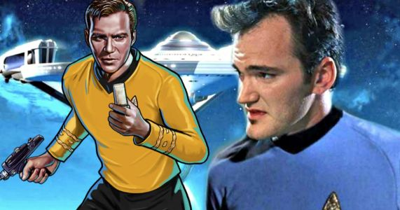 William Shatner Doesn't Get the Fuss Over Tarantino's R-Rated Star Trek