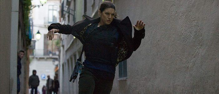 'The Mandalorian' Cast Now Includes 'Deadpool' Actress and Former MMA Star Gina Carano