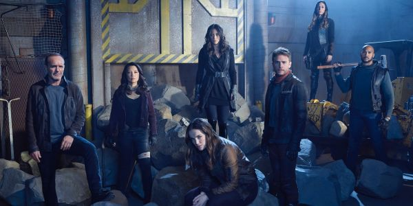 Agents of SHIELD Season 6 Takes Place 1 Year After Season 5 Finale