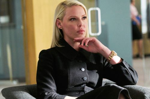 Wait, Are We 100% Sure Katherine Heigl Hasn't Always Been On 'Suits'?