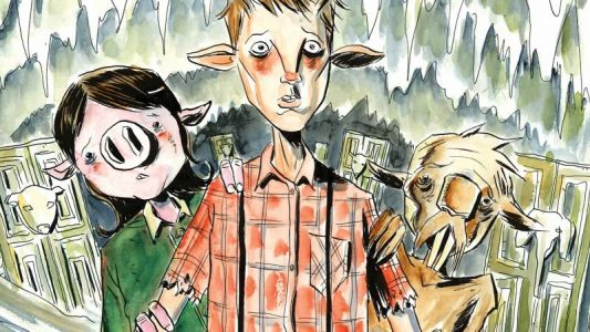 Pilot Based on Vertigo Comic Sweet Tooth Ordered by Hulu