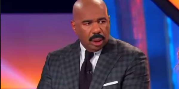 Why Steve Harvey Got Rid Of His Iconic TV Mustache