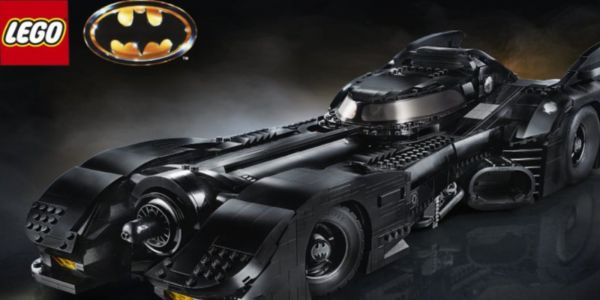 LEGO Has Made The Ultimate Tim Burton Batmobile - Here's How To Get It