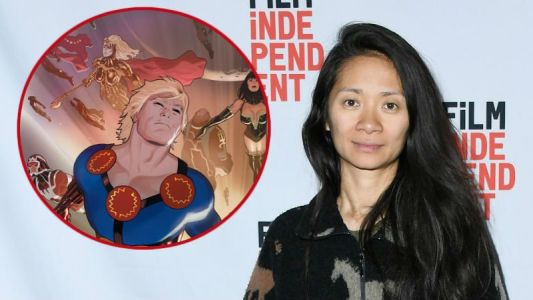 Chloe Zhao to Direct Marvel's The Eternals