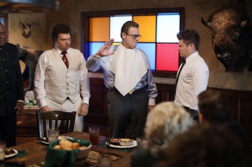 Stream It Or Skip It: 'The Righteous Gemstones' On HBO, Danny McBride's Vision Of A Greedy, Fighting Televangelist Family