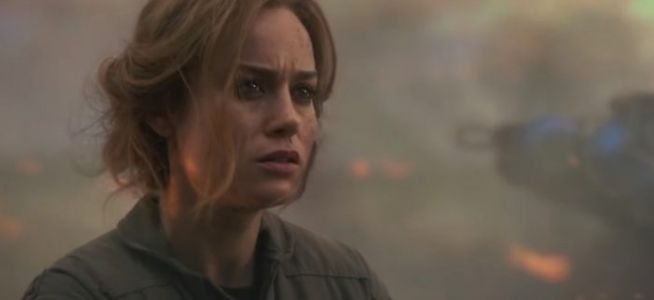 'Captain Marvel' Featurette Gives You a Crash-Course on Skrulls, the Kree and Intergalactic War With New Footage