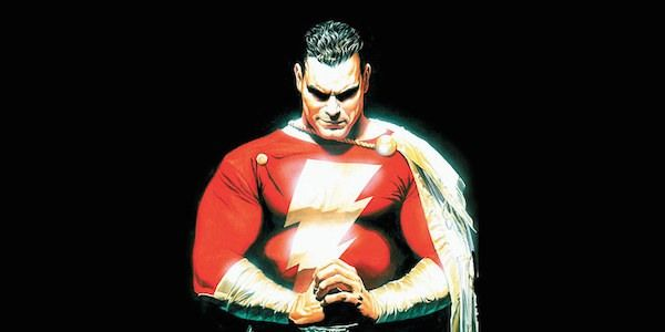 Shazam's Movie Costume May Look Really Similar To Another DC Project