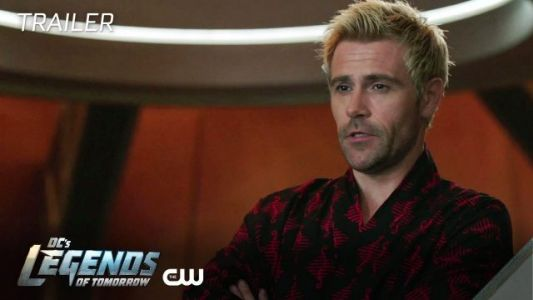 Legends of Tomorrow Tries to Impress the Boss in Episode 4.06 Promo