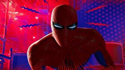 Screen One of 'Into The Spider-Verse's Special Features Early