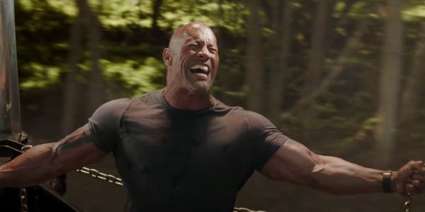 Hobbs And Shaw Trailer Has Dwayne Johnson Take On A Helicopter With His Bare Hands