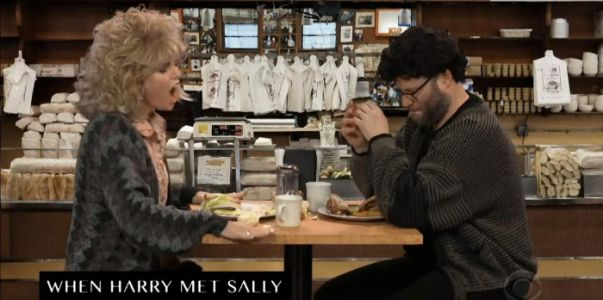 LOL: Seth Rogen and Charlize Theron Reenact 20 Romantic Comedies in 12 Minutes