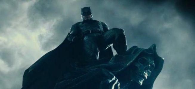 'Zack Snyder's Justice League' Gets a New Character-Centric Teaser Devoted to Ben Affleck as Batman