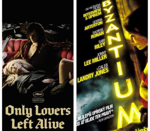 Only Lovers Left Alive (2013) & Byzantium (2012) Reviews