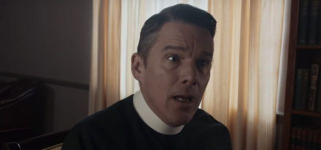 'First Reformed' Trailer: Ethan Hawke Has a Troubling Crisis of Faith