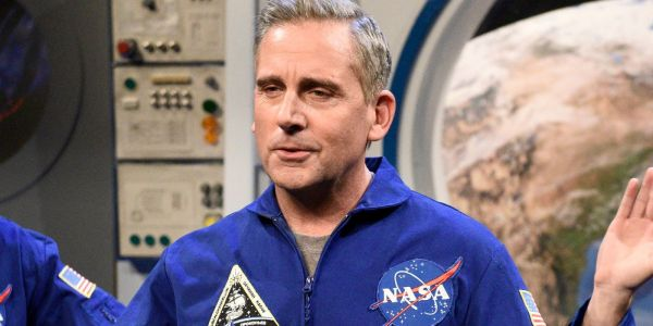 Space Force Comedy From Steve Carell & The Office Creator Set At Netflix