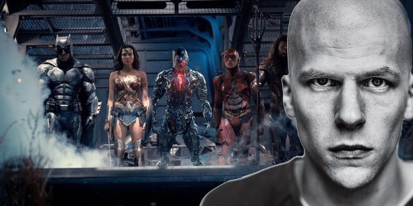 Jesse Eisenberg's Lex Luthor Never Had Expanded Justice League Role