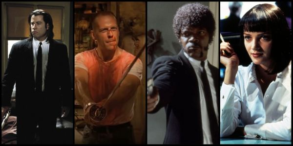 Pulp Fiction Cast & Character Guide