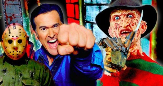 Could Freddy Vs Jason Vs Ash Happen on Ash Vs Evil Dead? Bruce Campbell Speaks
