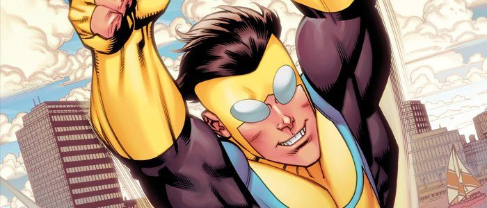 Superhero Comic 'Invincible' Will Become an Amazon Animated Series in Addition to a Live-Action Feature