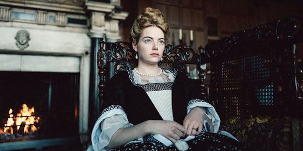 Why Emma Stone Decided To Do Her First Nude Scene In The Favourite